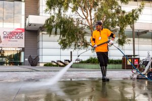 Water Blasting Queensland Arts