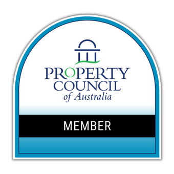 Property Council Member Badge