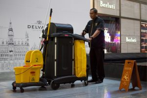 Springmount-Singapore-Cleaning-Trolley