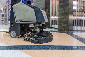 Ecobot floor cleaner