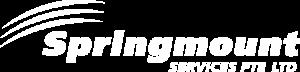 Singapore Springmount logo white