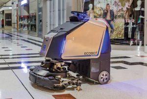 Ecobot Robotic Scrubber