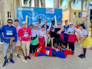 Happy Springmount Bridge to Brisbane Team