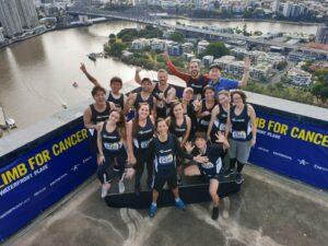 Springmount Climb for Cancer Team 2019