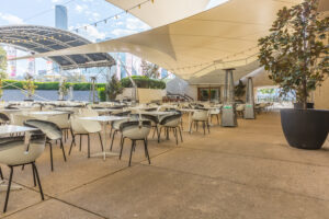 QPAC eating area
