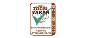 ISO Environmental certification TQCSI YARAN 14001:2015