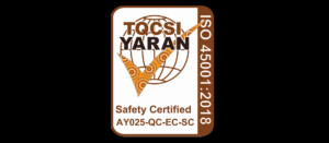 ISO Safety certification TQCSI YARAN 45001:2018