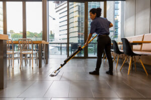 Eating area Food court mopping