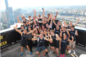 Springmount Mater Climb for Cancer Team 2018