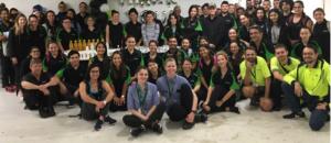 Springmount Services QUT Team