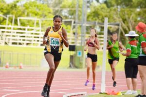 Qitarh winning Alice Spring s athletic ace